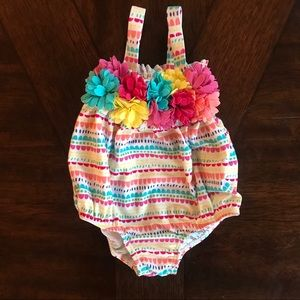 New! Beautiful swimsuit for baby girl! 6M